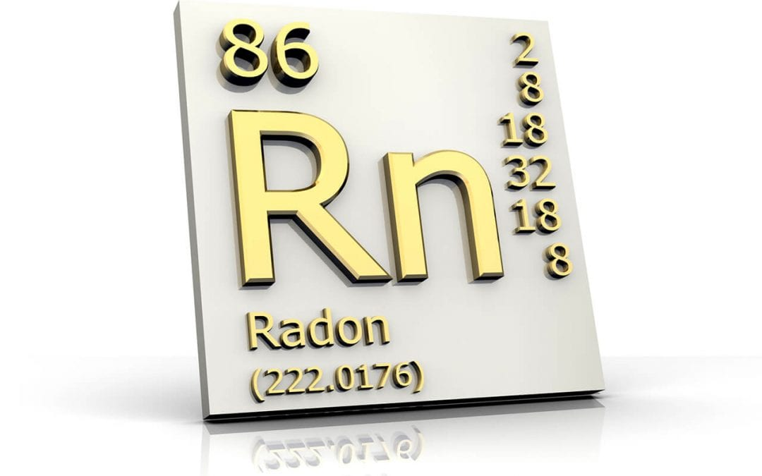 radon in the home